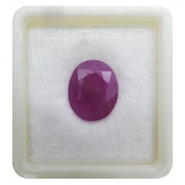 African Ruby Gemstone Fine 14+ 8.4ct