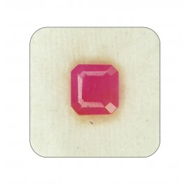 Certified Ruby Gemstone Fine 5+ 3ct