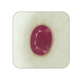 Natural Ruby Gemstone Fine 5+ 3.15ct